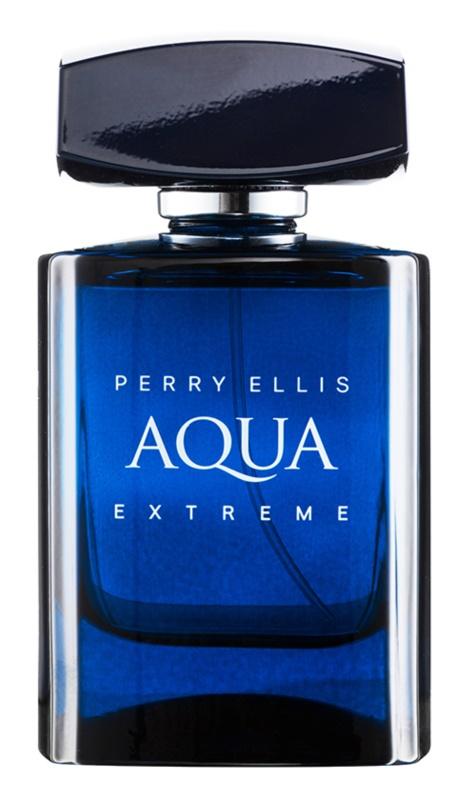 Perry Ellis Aqua Extreme eau de toilette pentru barbati 100 ml