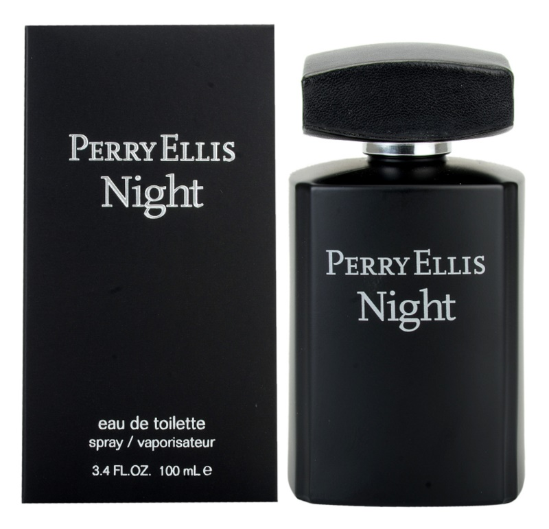 Perry Ellis Night Eau de Toilette für Herren 100 ml