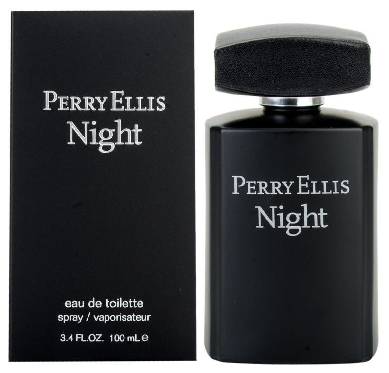 Perry Ellis Night toaletní voda pro muže 100 ml