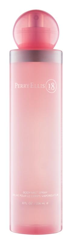 Perry Ellis 18 Body Spray for Women 236 ml