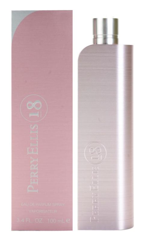 Perry Ellis 18 Eau de Parfum for Women 100 ml
