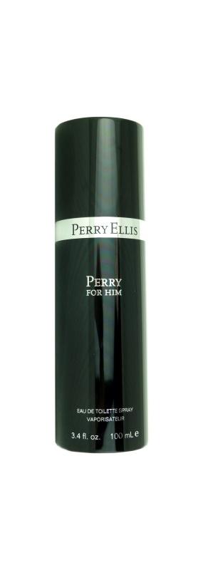 Perry Ellis Perry Black for Him Eau de Toilette for Men 100 ml