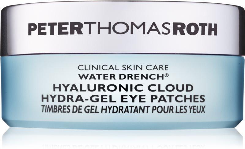 Peter Thomas Roth Water Drench hydratační gelové polštářky na oční okolí
