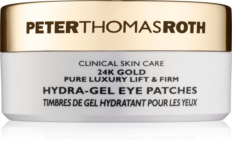 Peter Thomas Roth 24K Gold hydratační gelová maska na oči