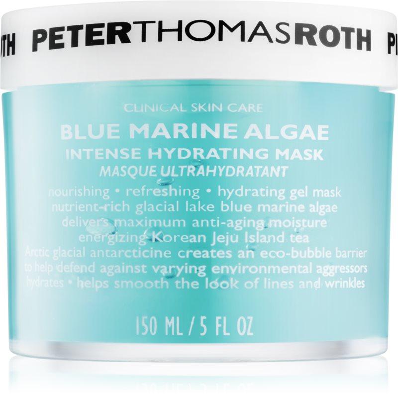 Peter Thomas Roth Blue Marine Algae intenzivní hydratační pleťová maska