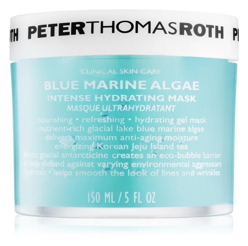 Peter Thomas Roth Blue Marine Algae ntensywnie nawilżająca maseczka