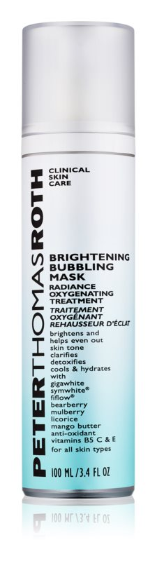 Peter Thomas Roth Bubbling Mask aufhellende Gesichtsmaske