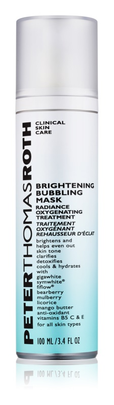 Peter Thomas Roth Bubbling Mask máscara facial radiance