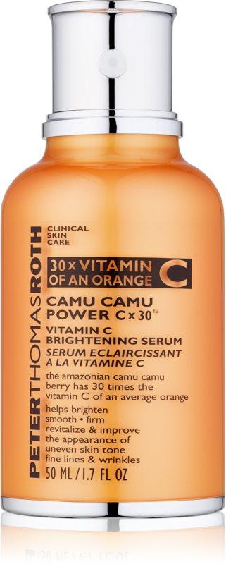 Peter Thomas Roth Camu Camu Power C x 30™ rozjasňující pleťové sérum s vitaminem C