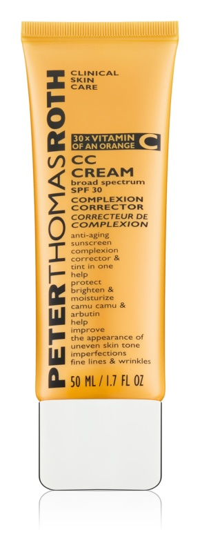 Peter Thomas Roth Camu Camu Power C x 30™ crema CC SPF 30
