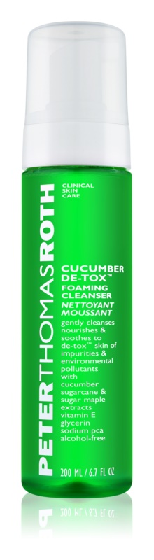Peter Thomas Roth Cucumber De-Tox Reinigungsschaum für das Gesicht