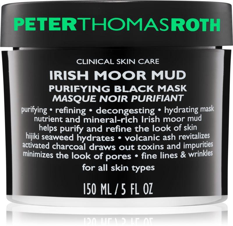 Peter Thomas Roth Irish Moor Mud Cleansing Black Mask