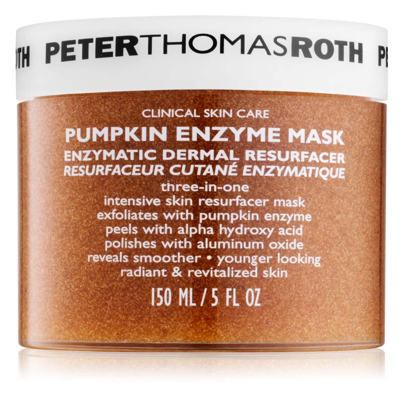 Peter Thomas Roth Pumpkin Enzyme enzymová pleťová maska