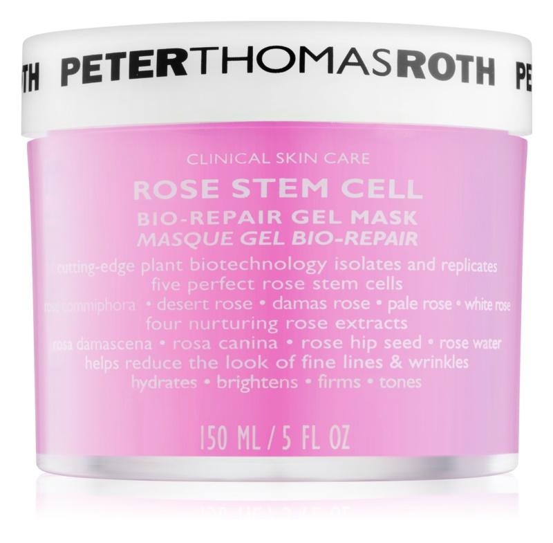 Peter Thomas Roth Rose Stem Cell obnovující gelová maska proti příznakům stárnutí