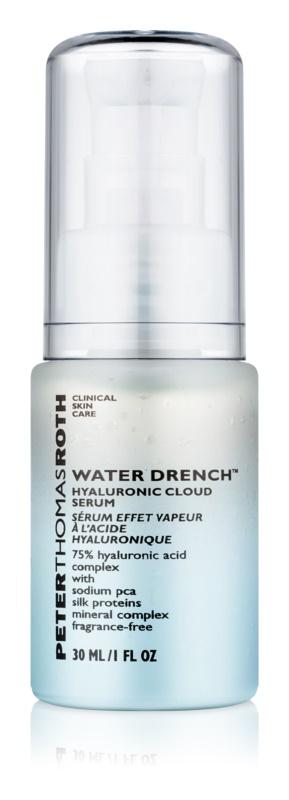 Peter Thomas Roth Water Drench nawilżające serum do twarzy z kwasem hialuronowym