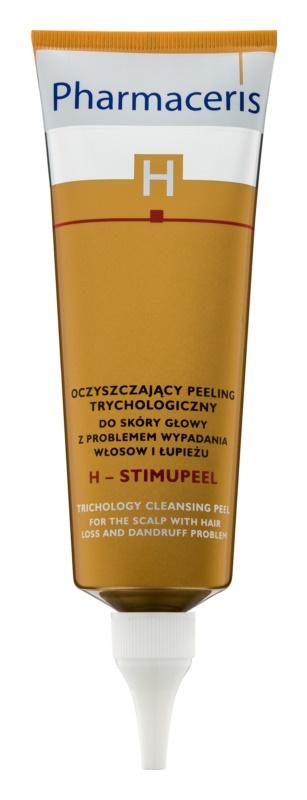 Pharmaceris H-Hair and Scalp H-Stimupeel piling proti prhljaju in izpadanju las