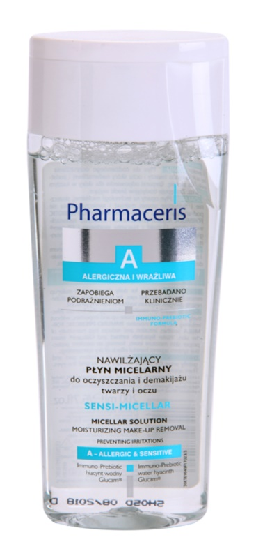 Pharmaceris A-Allergic&Sensitive Sensi-Micellar micelárna voda pre citlivú pleť a oči