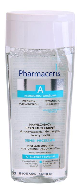 Pharmaceris A-Allergic&Sensitive Sensi-Micellar woda micelarna do skóry wrażliwej i do okolic oczu
