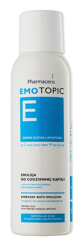 Pharmaceris E-Emotopic емульсія для ванни для щоденного використання