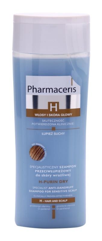 Pharmaceris H-Hair and Scalp H-Purin Dry šampón proti lupinám pre suchú a citlivú pokožku hlavy