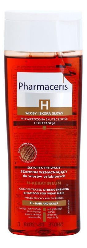 Pharmaceris H-Hair and Scalp H-Keratineum stärkendes Shampoo für geschwächtes Haar