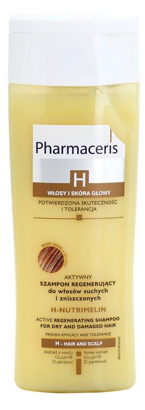 Pharmaceris H-Hair and Scalp H-Nutrimelin regenerační šampon pro suché a poškozené vlasy