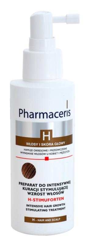 Pharmaceris H-Hair and Scalp H-Stimuforten spodbujajoči serum proti izpadanju las