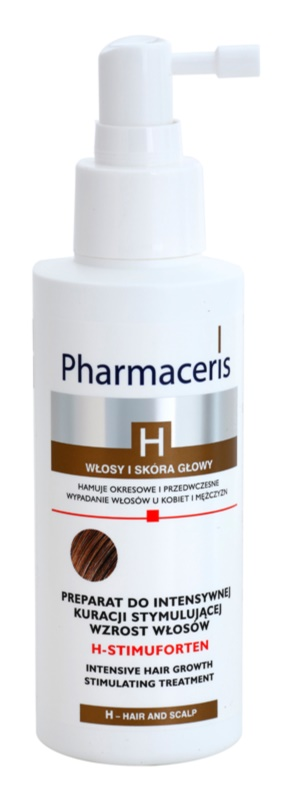 Pharmaceris H-Hair and Scalp H-Stimuforten stimulujúce sérum proti vypadávániu vlasov