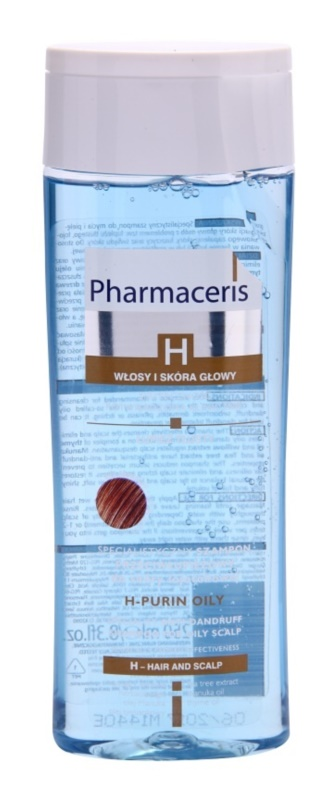 Pharmaceris H-Hair and Scalp H-Purin Oily shampoo per la dermatite seborroica