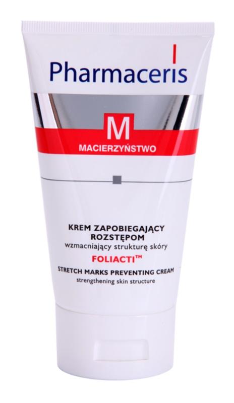 Pharmaceris M-Maternity Foliacti telový krém na prevenciu strií