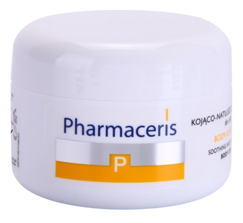Pharmaceris P-Psoriasis Body-Ichtilium Soothing Body Cream for Skin with Psoriasis