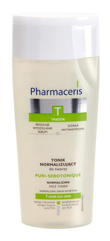 Pharmaceris T-Zone Oily Skin Puri-Sebotique čisticí tonikum pro problematickou pleť, akné