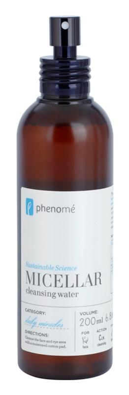 Phenomé Daily Miracles Cleansing agua micelar apto para pieles sensibles