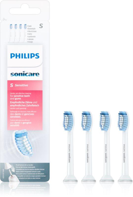 Philips Sonicare Sensitive HX6054/07 Ersatzkopf für Zahnbürste