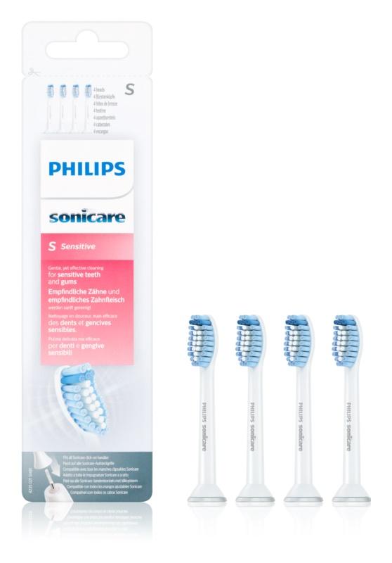 Philips Sonicare Sensitive HX6054/07 końcówki wymienne do szczoteczki do zębów