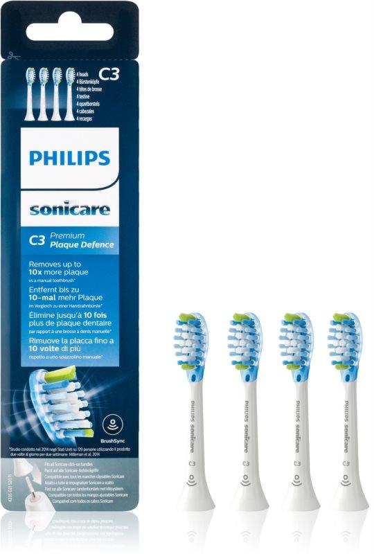 Philips Sonicare Premium  HX9042/17 zamjenske glave za zubnu četkicu 4 kom