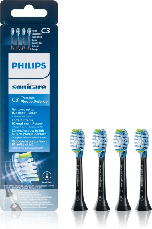 Philips Sonicare Premium  Plaque Defense HX9044/33 náhradné hlavice na zubnú kefku