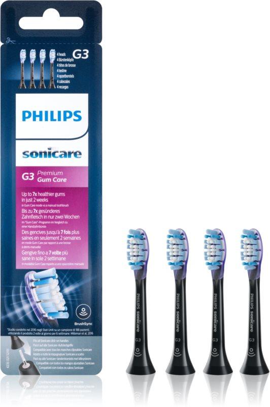 Philips Sonicare Premium  Gum Care HX9054/33 końcówki wymienne do szczoteczki do zębów
