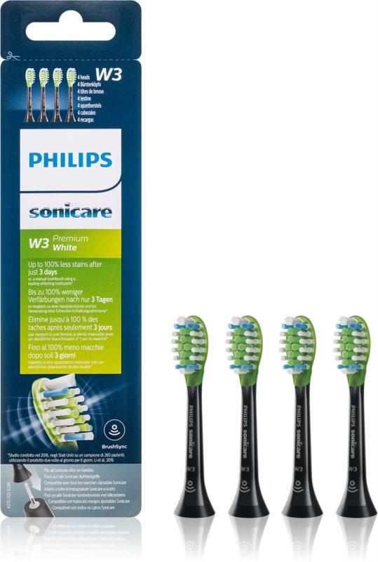 Philips Sonicare Premium  HX9064/33 capete de schimb pentru periuta de dinti