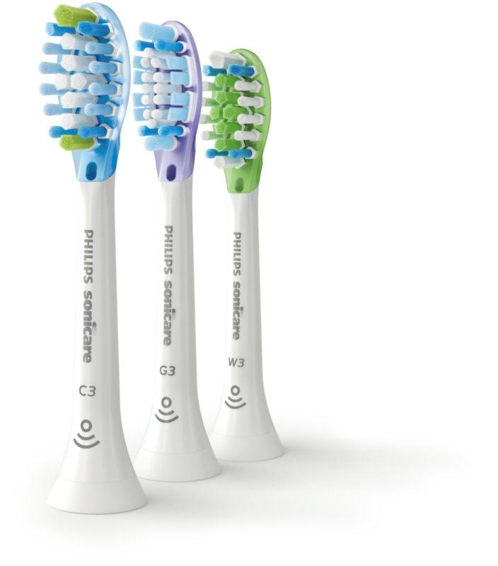 Philips Sonicare Premium  HX9073/07 cabeças de reposição para escova de dentes