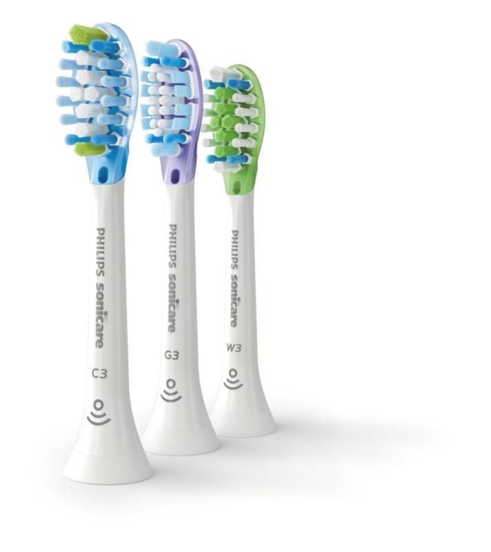 Philips Sonicare Premium  HX9073/07 końcówki wymienne do szczoteczki do zębów