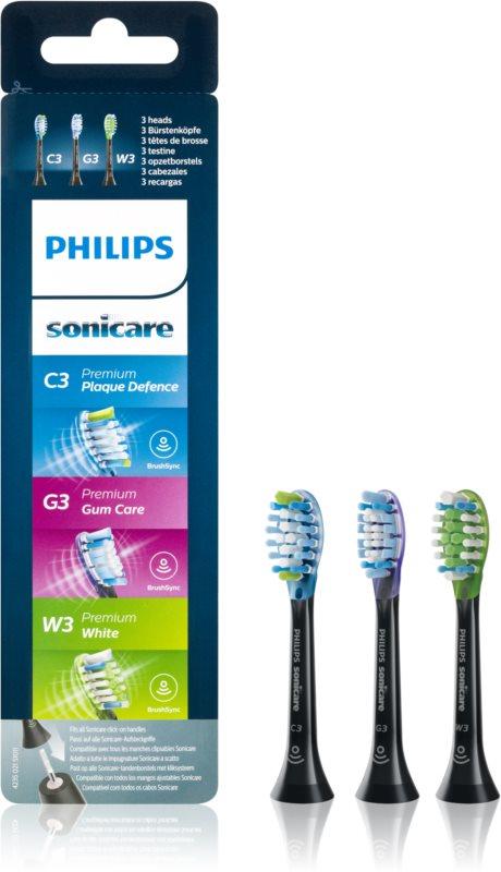 Philips Sonicare Premium  HX9073/33 Ersatzkopf für Zahnbürste