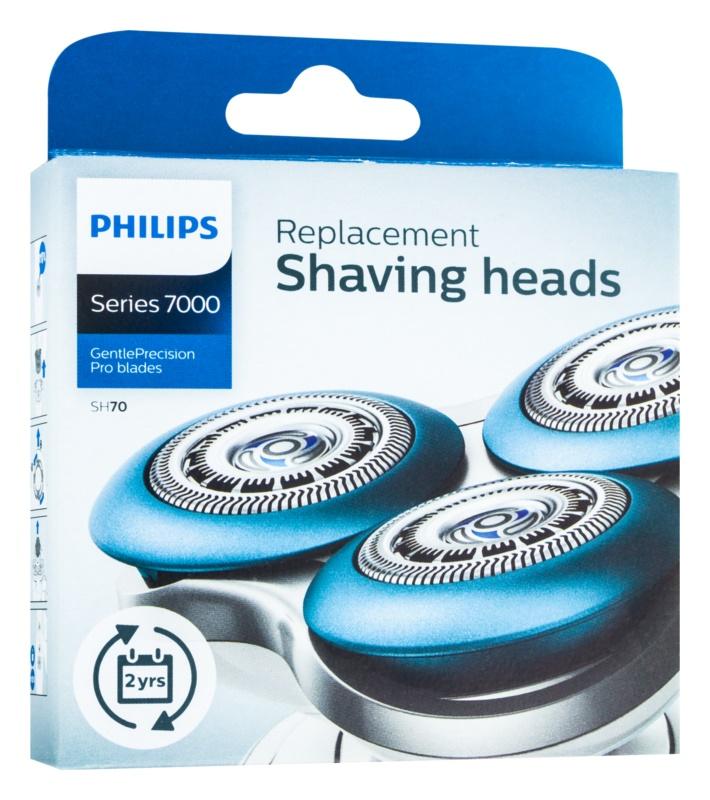 Philips Shaver Series 7000 SH70/60 nadomestne brivne glave