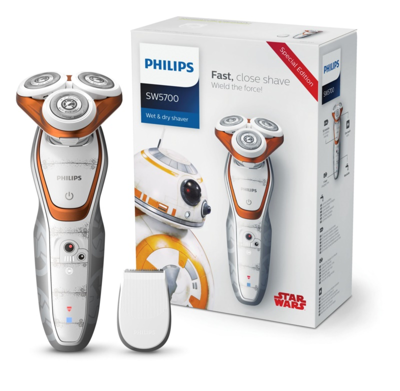 Philips Star Wars SW5700/07 Elektrorasierer