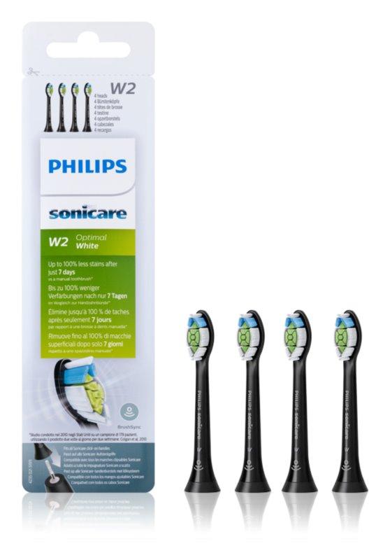 Philips Sonicare Standard HX6064/11 końcówki wymienne do szczoteczki do zębów