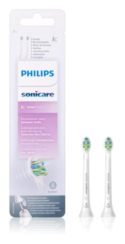 Philips Sonicare InterCare Mini compact HX9012/10 náhradné hlavice na zubnú kefku