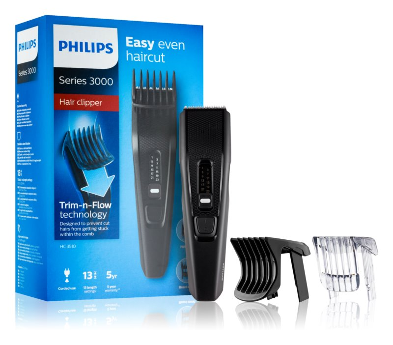 Philips Hair Clipper   HC3510/15 zastřihovač vlasů a vousů