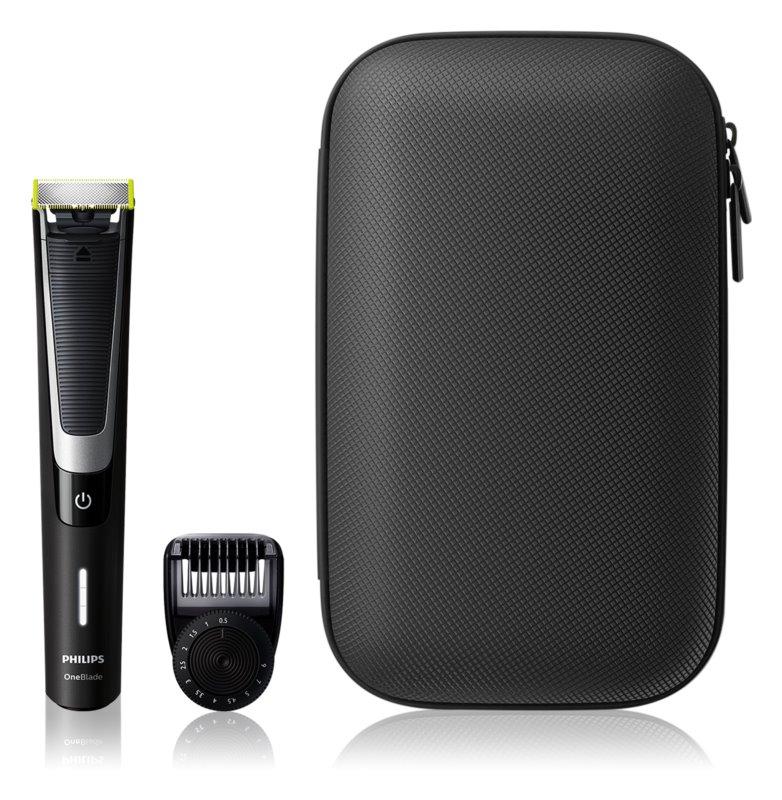 Philips OneBlade Pro QP6510/64 elektrický zastrihovač chĺpkov s puzdrom