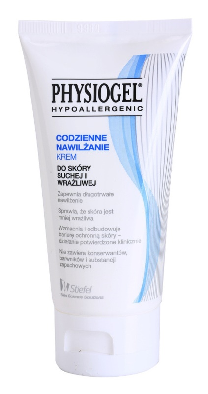 Physiogel Daily MoistureTherapy hydratačný krém pre suchú pokožku