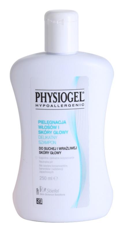 physiogel scalp care shampoo f r trockene und empfindliche kopfhaut. Black Bedroom Furniture Sets. Home Design Ideas